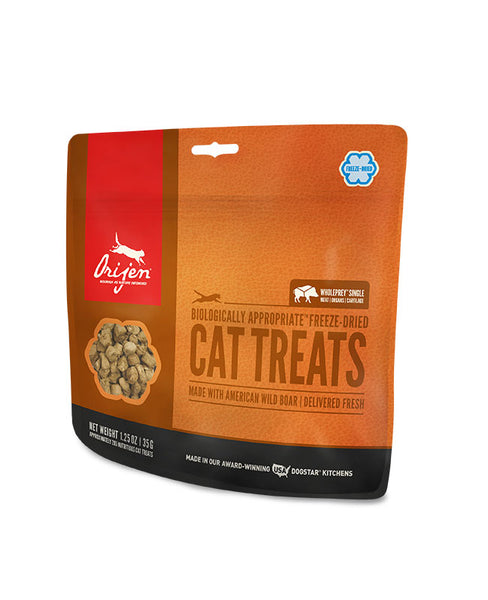 Orijen Wild Boar Freeze-Dried Cat Treat