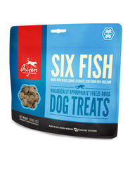 Orijen Six Fish Freeze-Dried Dog Treat