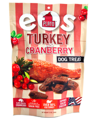Plato EOS Turkey with Cranberry Grain Free Treats