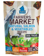 Plato Farmer's Market Natural Salmon & Vegetable Grain Free