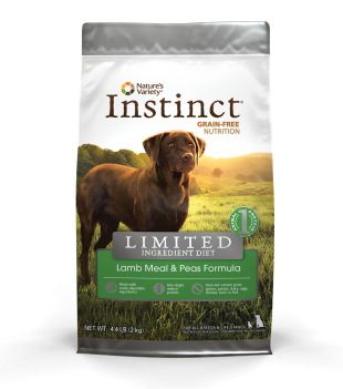 Nature's Variety Instinct LID Lamb Meal Formula for Dogs