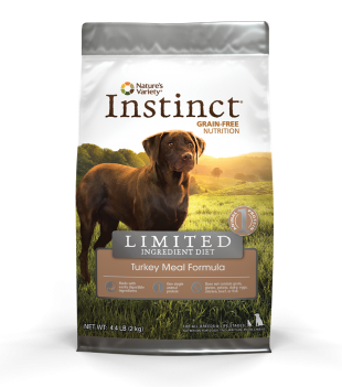 Nature's Variety Instinct LID Turkey Meal Formula for Dogs
