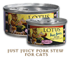Lotus Just Juicy Stews for Cats