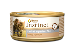 Nature's Variety Instinct LID Turkey Formula for Cats