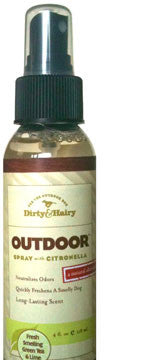 Dirty & Hairy 4oz Outdoor Spritz