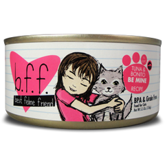 B.F.F Grain Free Tuna & Bonito Be Mine Feline
