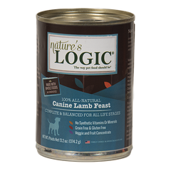 Nature's Logic 13.2oz Lamb
