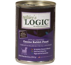 Nature's Logic 13.2oz Rabbit