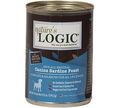 Nature's Logic 13.2oz Sardine