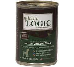 Nature's Logic 13.2oz Venison