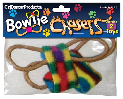 Cat Dancer Bowtie Chaser 2pack