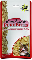 PureBites Freeze-Dried Chicken Breast Cat Treat