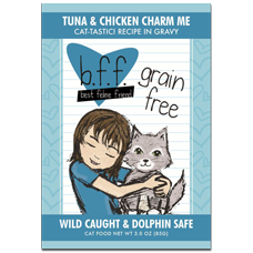 B.F.F Grain Free Tuna & Chicken Charm Me
