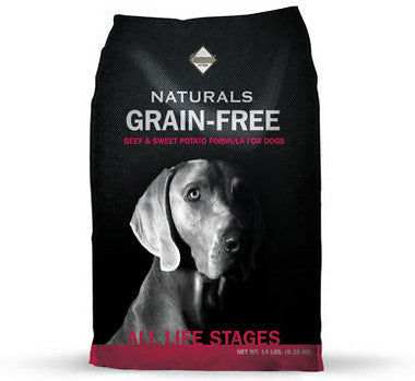 Diamond Naturals Grain Free All Life Stages Formula Dog Food