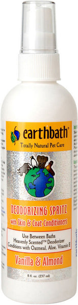 Earthbath Vanilla & Almond Deodorizing Spritz