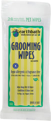 Earthbath Hypo-Allergenic Grooming Wipes
