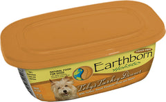 Earthborn 9oz Wet Tub - Toby's Turkey Dinner