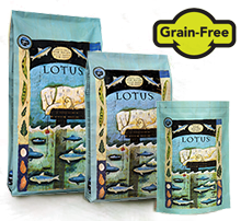 Lotus Oven-Baked Grain Free Fish Formula for Dogs
