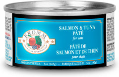 Fromm Four Star Salmon/Tuna Pate