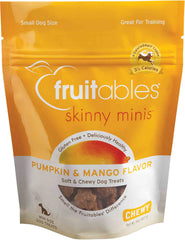 Fruitables 5oz Chewy Pumpkin & Mango