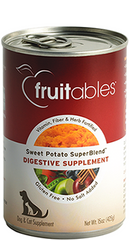 Fruitables 15oz Sweet Potato SuperBlend Digesitve Supplement