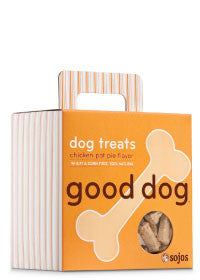 Sojos Good Dog® Chicken Pot Pie Dog Treats