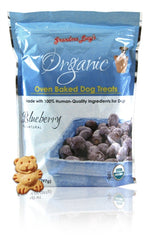 Grandma Lucy's 14oz Organic Blueberry Oven Baked Treats