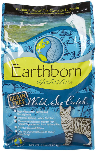 Earthborn Wild Sea Catch Feline