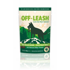 Off Leash Fire Grilled Chicken 150g