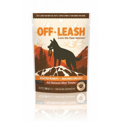 Off Leash Roasted Peanut 150g