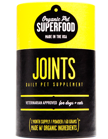 Organic Pet Superfood Joints 60g
