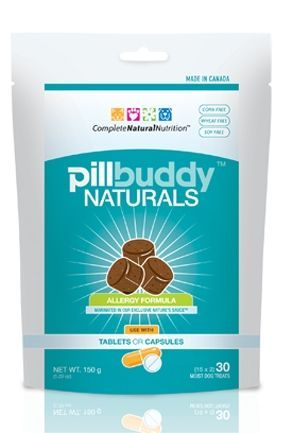 Pill Buddy Naturals Allergy Formula Duck 30ct