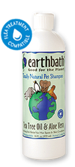 Earthbath Tea Tree & Aloe Shampoo