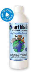Earthbath Eucalyptus & Peppermint Shampoo
