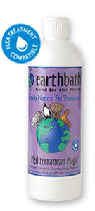 Earthbath Mediterranean Magic Shampoo
