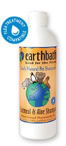 Earthbath Oatmeal & Aloe Shampoo