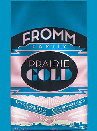 Fromm Prairie Gold GF Large Breed Puppy