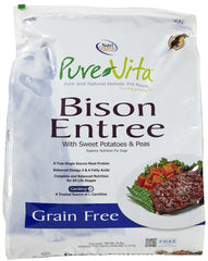 Pure Vita Grain Free Bison