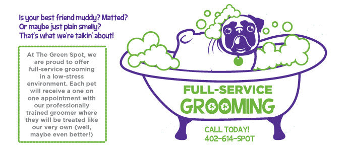 Full Service Grooming