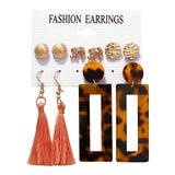 chanel earrings Fashion ens  12.24 Fashion ens