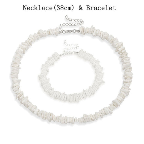 shell necklace Fashion ens  13.58 Fashion ens