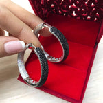 hoop earrings Fashion ens  175.98 Fashion ens