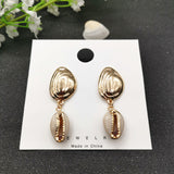gold earrings Fashion ens  11.15 Fashion ens