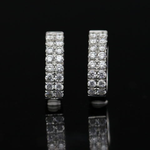 diamond earrings