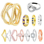 pandora rings Fashion ens  14.99 Fashion ens