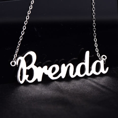 name necklace Fashion ens  26.66 Fashion ens