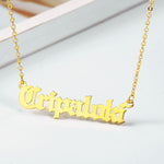 name necklace Fashion ens  14.18 Fashion ens