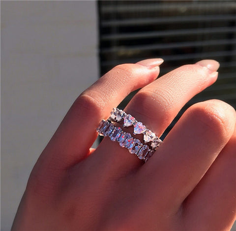 Engagement Rings Fashion ens  14.80 Fashion ens
