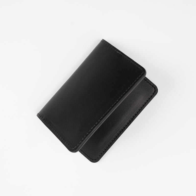 Bifold Leather Cardholder - Quinn