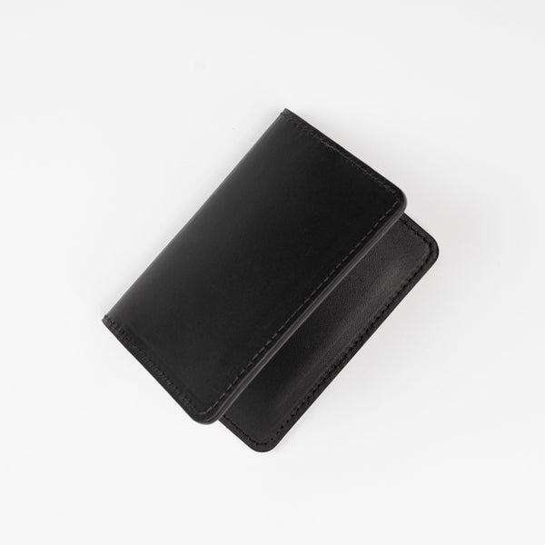 Bifold Leather Cardholder - Sawyer